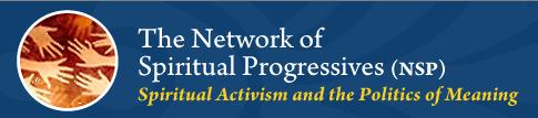 Network of Spiritual Progressives logo