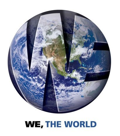 We The World Logo